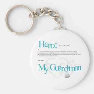Hero Key Ring