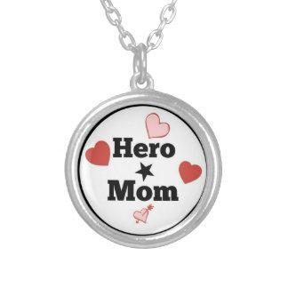 Hero Mom Necklace From HeroToken.com