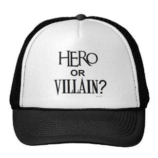 Hero or Villian Cap