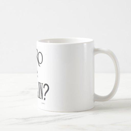 Hero or Villian Mug