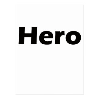 Hero Post Cards