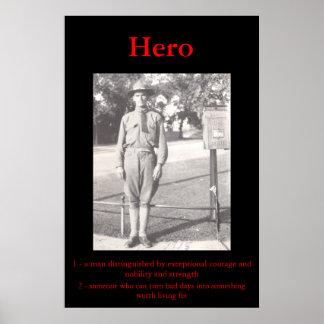 Hero Poster