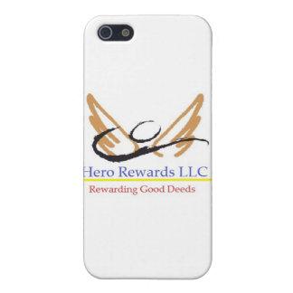 Hero Rewards LLC Accessories iPhone 5 Case
