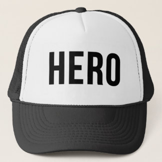 Hero Trucker Hat