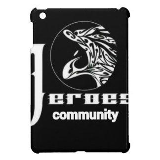 Heroes community iPad mini cover