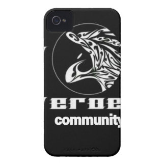 Heroes community iPhone 4 case