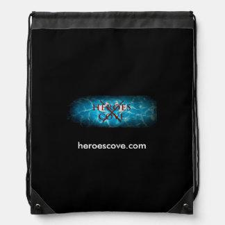 Heroes Cove Drawstring Backpack
