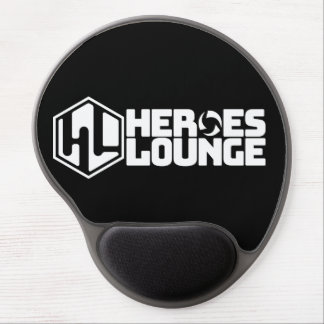 Heroes Lounge Mouse Pad w/ wrist rest