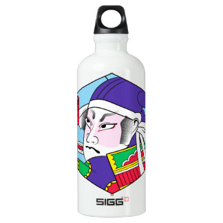 Heroes of the Ages: Nasuno Yoichi Liberty Bottle SIGG Traveller 0.6L Water Bottle