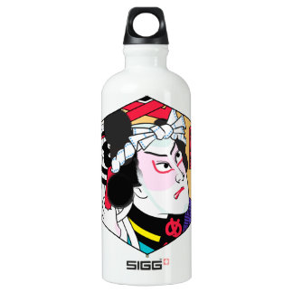 Heroes of the Ages: Shinmon Tatsugoro Liberty Bott SIGG Traveller 0.6L Water Bottle