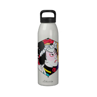 Heroes of the Ages Shinmon Tatsugoro Liberty Bott Reusable Water Bottles