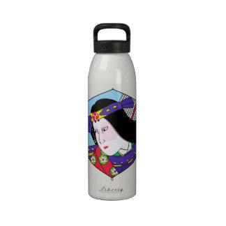 Heroes of the Ages Tomoe Gozen Liberty Bottle Drinking Bottles