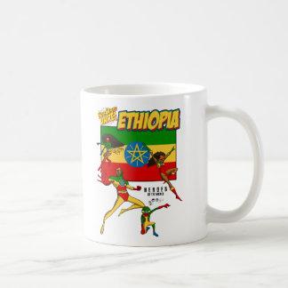 Heroes of the World Coffee Mug - Ethiopia