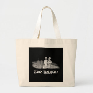 Heroes Remembered Tote Bags
