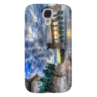 Heroes Square Budapest Hungary Galaxy S4 Case