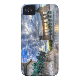 Heroes Square Budapest Hungary iPhone 4 Case