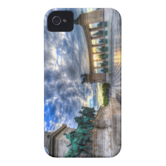 Heroes Square Budapest Hungary iPhone 4 Cover