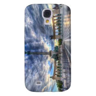 Heroes Square Budapest Hungary Samsung Galaxy S4 Cover