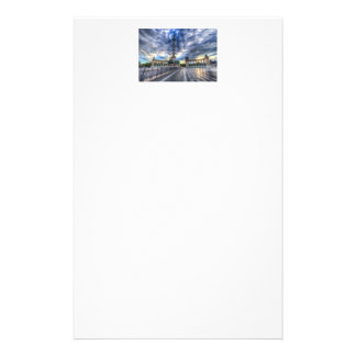 Heroes Square Budapest Hungary Stationery