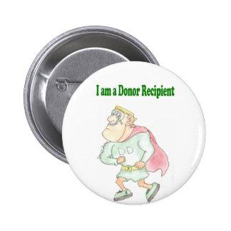 heroguy2 6 cm round badge