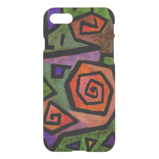 Heroic Roses by Paul Klee Abstract iPhone 7 Case