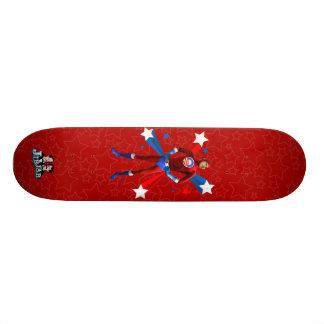 Heroic Stance - Skateboard