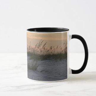 Heron at Sunset Mug