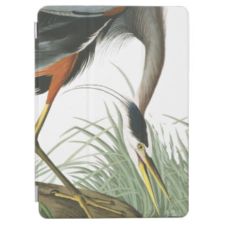 Heron Bird Audubon Wildlife Animal Ipad Cover