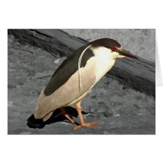 Heron - Card