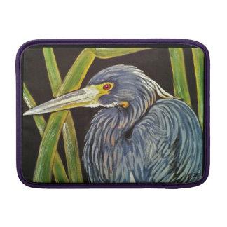"""Heron in Reeds MacBook Air 13"""" Sleeves For MacBook Air"""