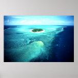 Heron Island, Great Barrier Reef, Australia Poster