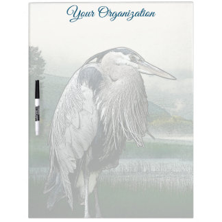 Heron Lake Dry Erase Board