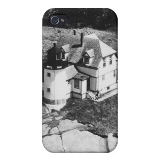Heron Neck Lighthouse Cases For iPhone 4