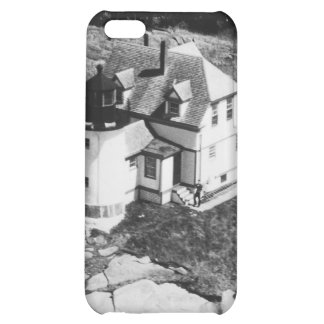 Heron Neck Lighthouse Cover For iPhone 5C