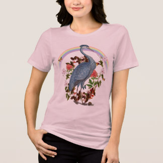Heron Spirit Animal T-Shirt