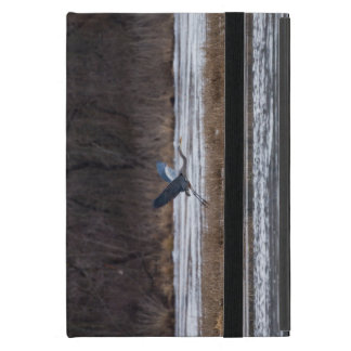 Heron Take Off Cover For iPad Mini