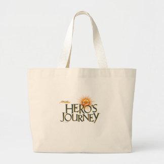 Hero's Journey® Canvas Tote Jumbo Tote Bag