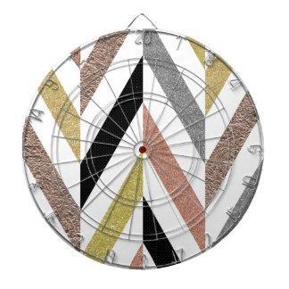 Herringbone Pattern Dartboard
