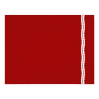 Herringbone Star Bar Mitzvah RSVP Card Custom Announcement