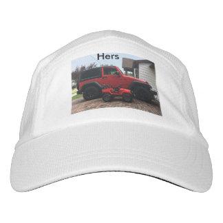 Hers Little & Big Wranglers Hat