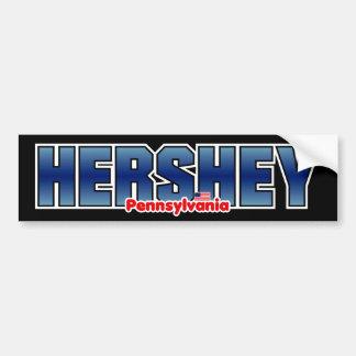 Hershey Bumper Bumper Sticker