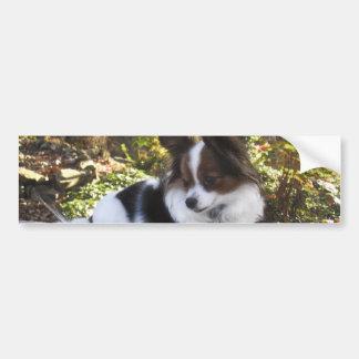 Hershey Kiss Hero Kennel Sticker Bumper Sticker