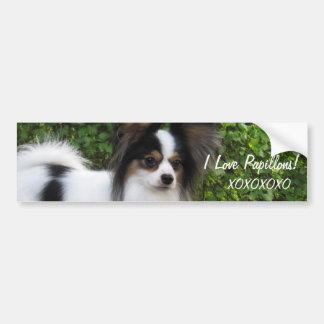 Hershey Kiss Hero Kennel Sticker features Giorgio Bumper Sticker