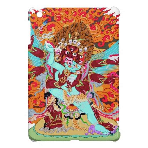 Heruka Buddhist Deity iPad Mini Cover