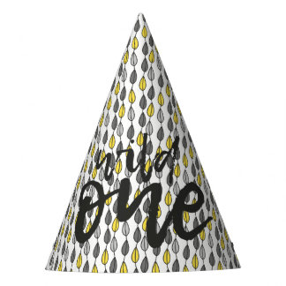 He's A Wild One Boho Style Birthday Party Hat