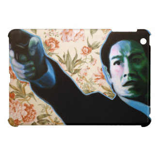 """He's in Your Living Room"" by Axel Bottenberg iPad Mini Cases"