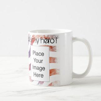 He's My Hero! mug