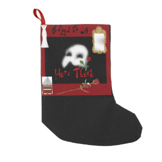 He's There Christmas Stocking