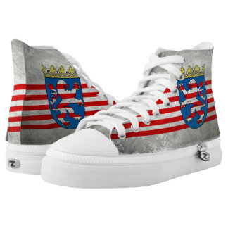 Hesse Coat of Arms High Tops