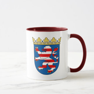 Hessen - Coat OF of arm/coat of arms Coffee Mug